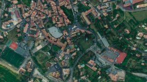 Drohnenluftbild Kartierung